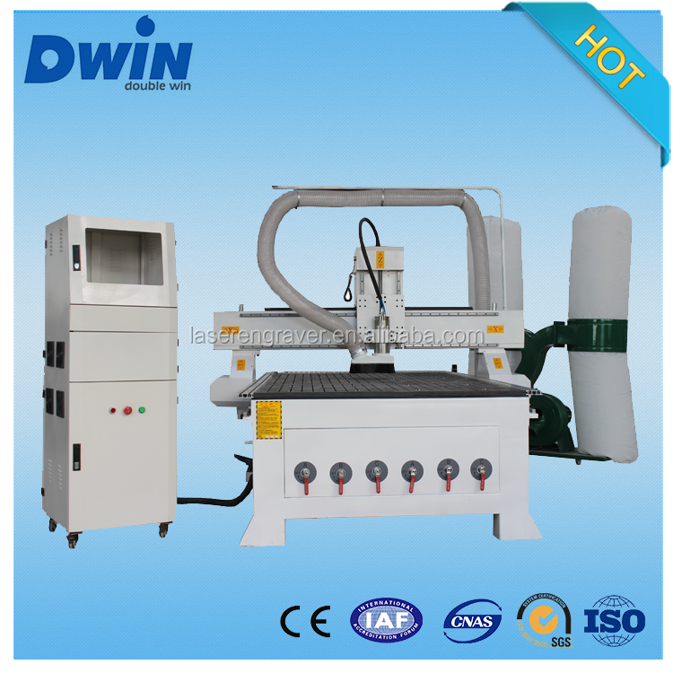 China cnc wood router / cnc engraving cutting machine for wood acrylic pvc