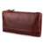 Leather Wallet for travel iphone 5.5inch travel hand wallet
