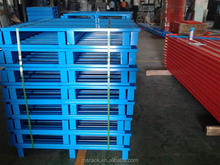 China Mingsheng pallet steel crate according to your special requirements