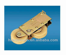 Price of aluminum sliding window pulley,window sash pulley