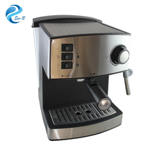OEM & ODM Family Office 1600ml Electric Unique Coffee Makers , Italy Cappuccino Coffee Machine Espresso