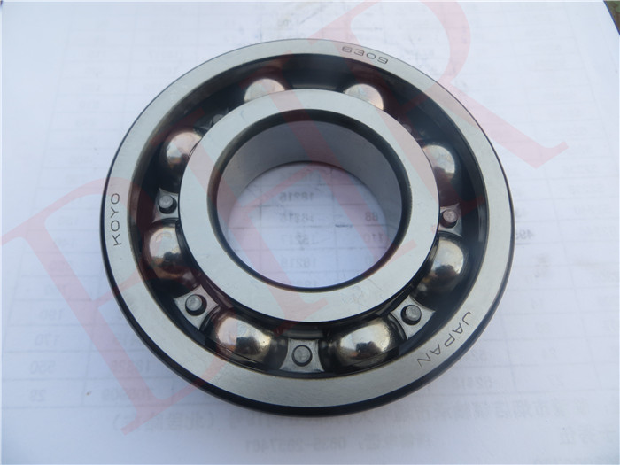 Original Japan brand China industrial bearing deep groove ball bearing 6309