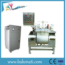 Factory supply mochi dough maker commercial steam refining machine