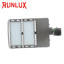 Professional Made occupancy sensor compatible Slim Led Street Light Outdoor