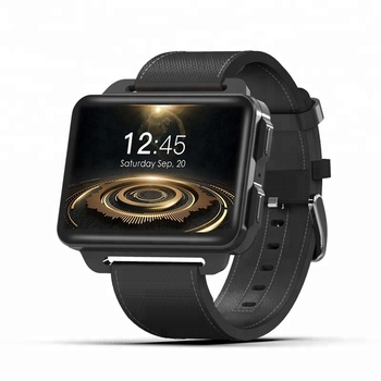 "New DM99 Smart Watch MTK6580 Android 5.1 3G GPS Wifi 1GB RAM 16GB ROM Heart Rate Smartwatch 2.2"" IPS Big Screen 1200mAh Battery"