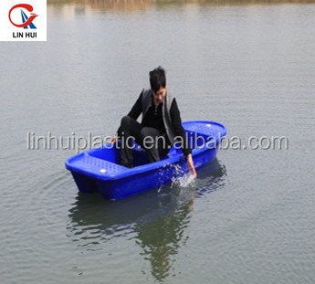 Cheap used small plastic fishing boat for sale buy small for Small plastic fishing boats