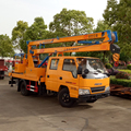 China Top Manufacturer Supply Cheap Price JMC 14m/16m Aerial Working Truck
