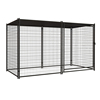 Confidence Pet Heavy Duty 4 Panel Playpen Dog Play Kennel Training Exercise Yard Factory Directly