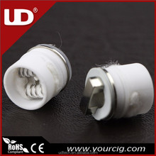 UD New Arrival! UD Simba high quality CCC head Ceramic Cotton Coil Fit for Simba RTA