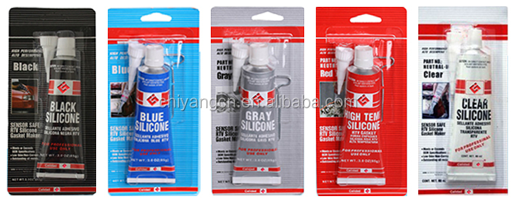 Hot sell factory price RTV silicone gasket maker silicone sealant