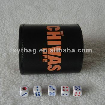 New fashion and hot selling chivas dice shakers