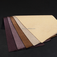semi pu leathe/synthetic Leather/upholstery leather for decoration