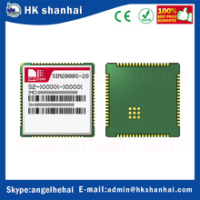 Hot selling electronic component china 450MHz cdma 2000 1xRTT wireless simcom sim2000s gps gsm gprs chip module