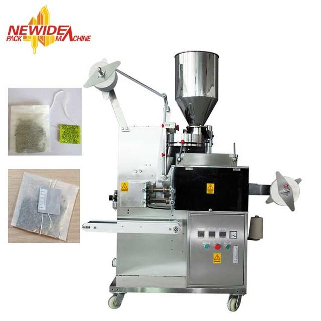 Filter paper bag green tea packing machine