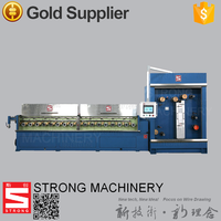 High Speed Copper Multi Wire Drawing Machine