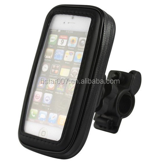 Bicycle Phone Holder Water-proof Bag for iphone5