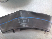 stable quality competitive price butyl motorcycle 3.00-18 inner tube