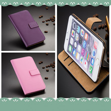 Flip Leather Wallet Case Cover Card Holder for Lenovo A880 A620 A500 A520 A850 A820 S850