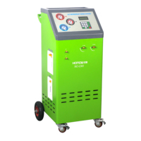 Professional Factory made Automatic A/C Refrigerant Recycle and Recharge Machine HO-L800