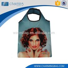New coming unique design from China cheap shopping polyester bag