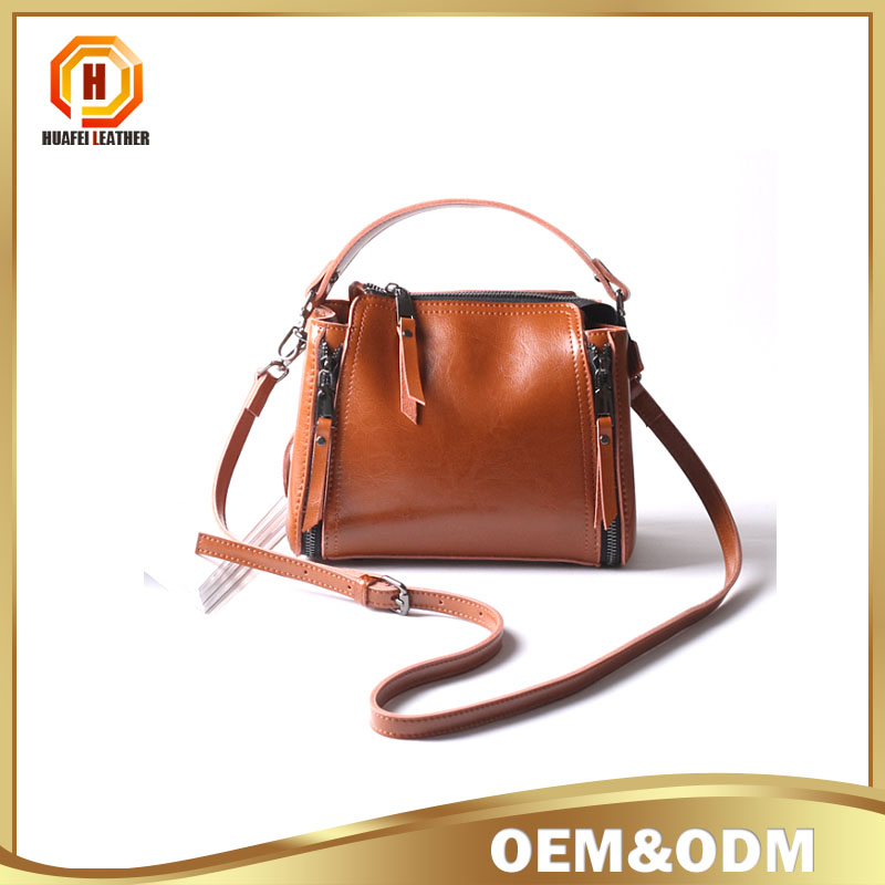 New arrival women shoulder handbag, leather shoulderbag, cute girl small leather handbag