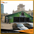 easy up tent industrial storage with waterproof fireproof material
