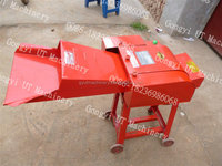 Top quality Agricultural Ensilage shredder Feed Processing straw chaff shredder