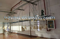 Poultry slaughterhouse equipment/ chicken slaughtering production line/water numb stunner