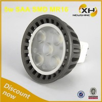 36degree 4w 5w 6w 12v mr16 led spotlight, mr16 led bulb, mr16 led smd