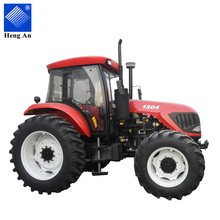 China 130hp 4wd tractor with 18 4-38 Tires for South America