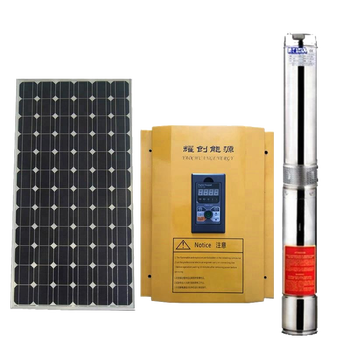 3 Phase 380V  Solar Water Pump Inverter for Submersible Pump 50HZ 60HZWater Pumping Variable Frequency Drive Solar Inverter