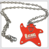 Personalised Star Shaped Logo Pet Id