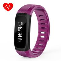 wearable devices Waterproof multiple sports modes heart rate monitor Smart wristband bluetooth braclet band with fitness tracker