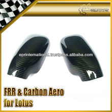 For Lotus Elise Exige S2 Carbon Fiber Mirror Cover