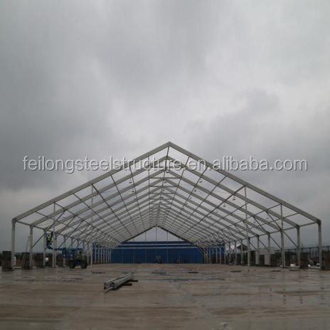 High quality types of poultry house farm structures made by steel fabrication companies