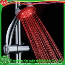 Color change Rain shower LED shower head