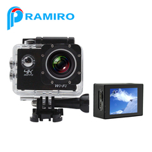 Mini WiFi 4 K sport Action Camera Ultra HD Waterdichte digitale Camera H10