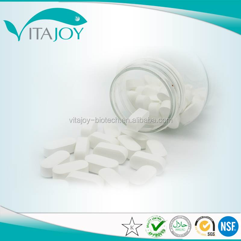 High quality pure Vitamin C/Ascorbic Acid with rosehips coated tablet
