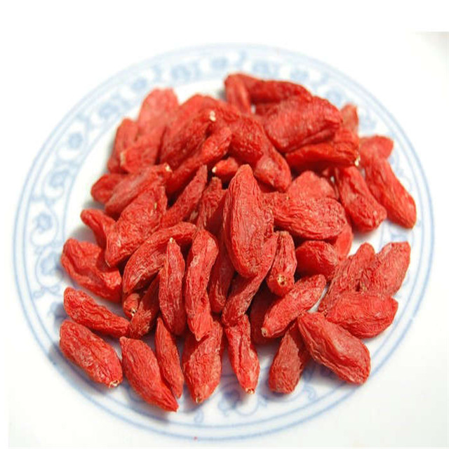 lycium barbarum Lycium chinese organic goji berries 20kg with mixed size
