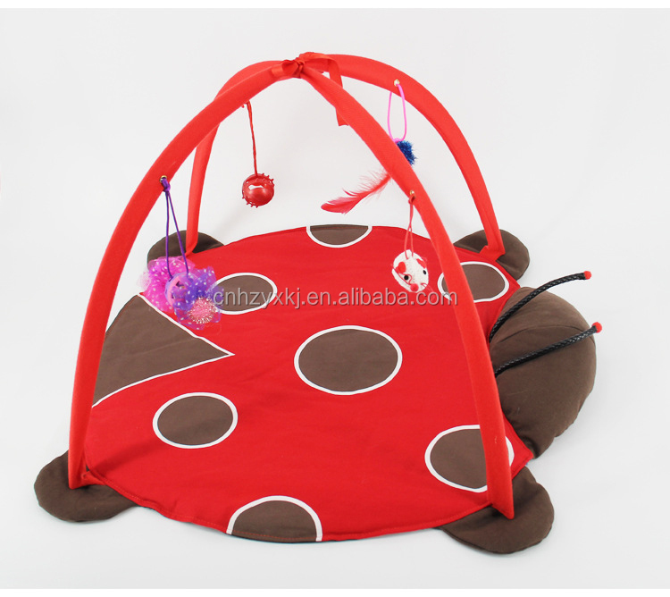 PP Cotton Funny Dog Bed with Factory Price Good Service