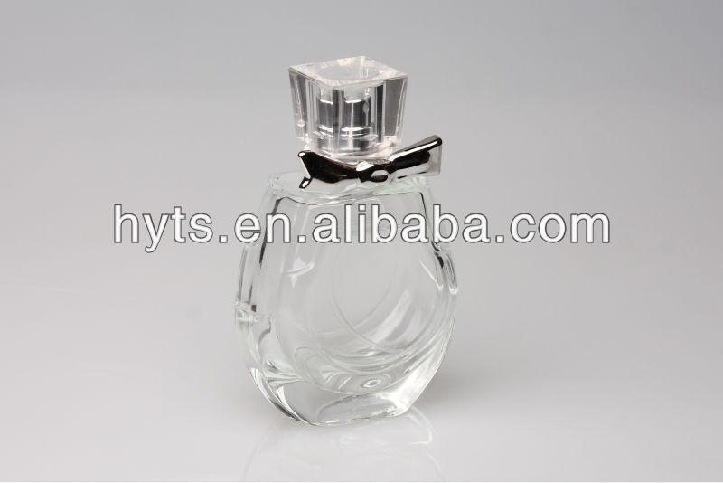 JSM-211 coloring round glass bottle perfume 100ml