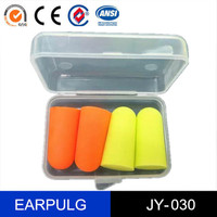 Top Sale PU Foam Earplugs for Noise Reduction Ear Plug
