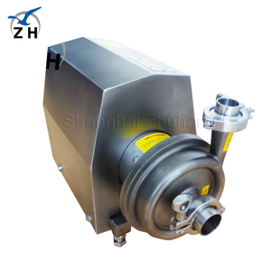 food grade Sanitary high temperature hot oil pump