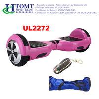 Dual-wheel UL 2272 electric scooter Original 6.5 inch hoverboard with anti-fire shells,Waterproof,CE,FCC,RoHS certified