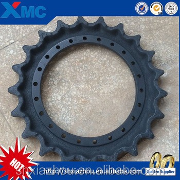OEM Stainless Steel Undercarrige Driven Chain Sprocket for Excavator with Reasonable Price
