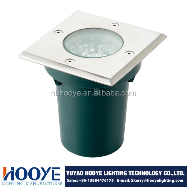 230V IP67 Square LED Garden Light
