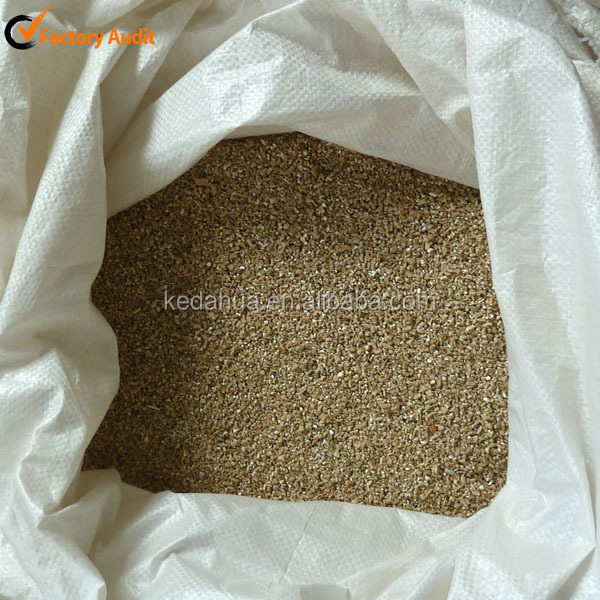 2-5mm Silver Expanded Vermiculites