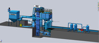 Vacuum assisted LFC and VPC Molding equipment