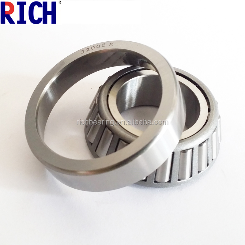 China supplier stainless steel tapered roller bearings 32004 32005 32006 32007 32008 32009 32010
