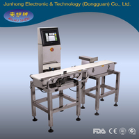 High precise automatic check weigher online check weigher